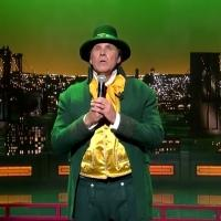 VIDEO: Will Ferrell Performs 'Danny Boy' in Honor of St. Pat's Day on LETTERMAN