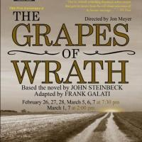 Prescott Center for the Arts to Present GRAPES OF WRATH, 2/26-3/7