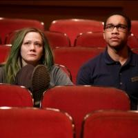 Photo Flash: First Look at Annie Baker's THE FLICK at Playwrights Horizons