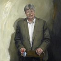 The National Portrait Gallery and the BBC Unveil their Joint Painted Portrait Commission of Falklands Hero Simon Weston