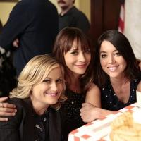 Photo Flash: NBC's PARKS AND RECREATION Celebrates 100th Episode