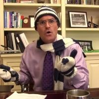 VIDEO: Principal Announces Snow Day Closing with 'Let It Go' Parody!