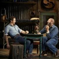 OF MICE AND MEN Ends Broadway Run Today; Revival to be Filmed