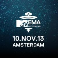 Miley Cyrus to Join the Party in Amsterdam at the 2013 MTV EMA