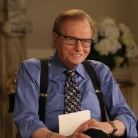 Photo Flash: First Look - Larry King Guest Stars on NBC's 1600 PENN