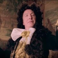 VIDEO: First Look - Alan Rickman Stars in A LITTLE CHAOS