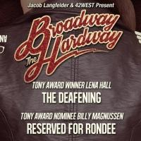 Lena Hall & Billy Magnussen Preview BROADWAY THE HARDWAY