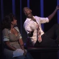 STAGE TUBE: First Look at Highlights of Clifton Oliver, Jonas Cohen and More in Arkansas Rep's PAL JOEY