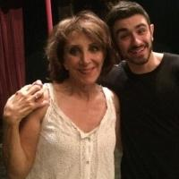 Photo Flash: SO YOU THINK YOU CAN DANCE Winner Ricky Ubeda Visits Broadway's PIPPIN