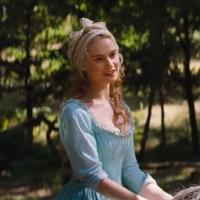 VIDEO: Cinderella Meets the Prince in All-New CINDERELLA Clip