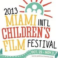 First Annual Miami International Children's Film Festival Announces Program and Schedule