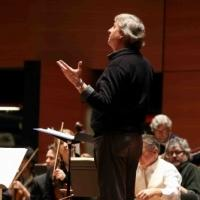 Photo Coverage: The Maestro Had The Wrong Score On His Music Stand -  The American Classical Orchestra Rehearsal