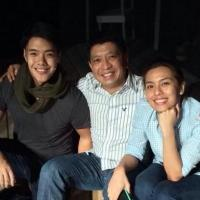 Photo Flash: Saturday Intermission Pics, August 31 - Part 2 - Manila Premiere of THE LAST FIVE YEARS and More!