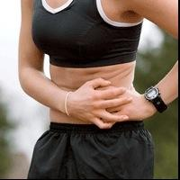 Fitness Tip of the Day: Side Stitch Fixes