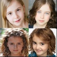Four Adorable Little Ladies Join Cast of Broadway's MATILDA!