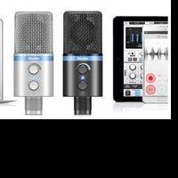 IK Multimedia Announces iRig Mic Studio