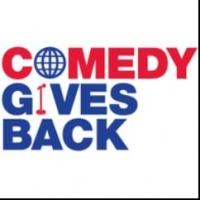 Adam Hills and Comedy Gives Back Support Hope & Cope Today as Part of Just For Laughs Festival 2014