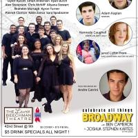 BROADWAY SESSIONS to Celebrate Elon University, 3/27