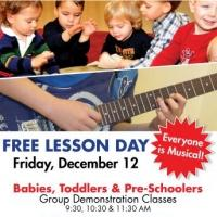 The Rhode Island Philharmonic Music School Presents Its 3rd Annual 'Free Lesson Day' Today