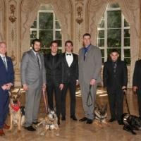 Photo Coverage: Naomi Judd, Will & Anthony Nunziata Honor K-9 Battle Buddies at American Humane Association