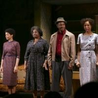 Photo Coverage: Denzel Washington & A RAISIN IN THE SUN Cast Take Opening Night Bows!