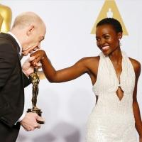 Lupita Nyong'o Pearl-Adorned OSCAR Gown Stolen; Valued at $150,000!