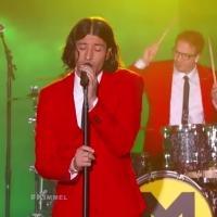 VIDEO: Magic! Perform 'Rude', 'No Way No' on KIMMEL