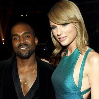 Kanye West & Taylor Swift Are Hitting the Studio Together