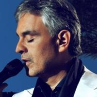 Andrea Bocelli to Perform at Joe Louis Arena, 12/14