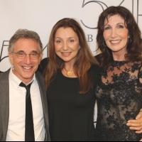 Photo Flash: Chip Zien, Donna Murphy & More Visit Joanna Gleason at 54 Below!