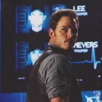 Photo Flash: Chris Pratt Featured in All-New JURASSIC WORLD Photos!