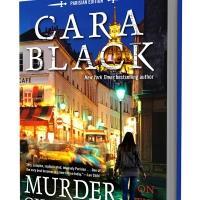 Mon Dieu! Cara Black Pens Next Book in Aimée Leduc Murder Mystery Series