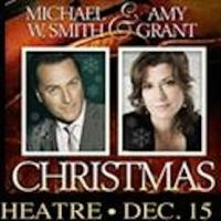 Amy Grant and Michael W. Smith Coming to Atlanta's Fox Theatre, 12/15