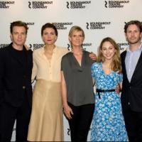 Photo Coverage: Ewan McGregor, Maggie Gyllenhaal & THE REAL THING Company Meet the Press!