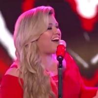 VIDEO: Kelly Clarkson Performs 'Heartbeat Song' on AMERICAN IDOL