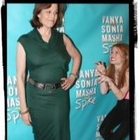 Photo Bomb of the Week: VANYA AND SONIA AND MASHA AND SPIKE's Sigourney Weaver and Genevieve Angelson