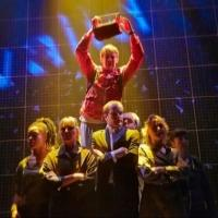 Photo Flash: First Look at THE CURIOUS INCIDENT OF THE DOG IN THE NIGHT-TIME in the West End!