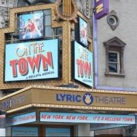 Up on the Marquee: ON THE TOWN at the Newly Named Lyric Theatre Photos