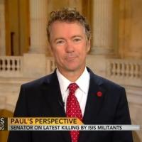 Sen. Rand Paul Calls Taking on Isis 'A Mistake' on CBS THIS MORNING