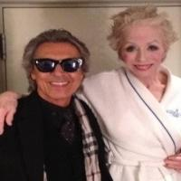 Photo Flash: Tommy Tune Visits Holland Taylor at ANN!
