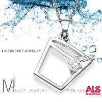 Must Jewelry Creates Necklace Inspired by Ice Bucket Challenge