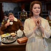 Photo Flash: First Look at Strawdog Theater's THE ARSONISTS Photos