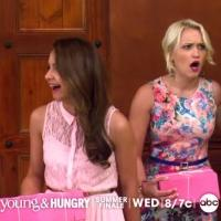 VIDEO: Sneak Peek: Who Says 'I Do' on YOUNG & HUNGRY Finale?