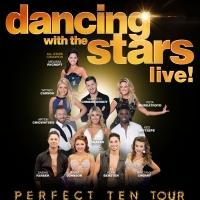 DANCING WITH THE STARS to Hit the Road for Summer Tour; Dates Announced!