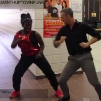 STAGE TUBE: High School Students and Teacher Dance to 'Uptown Funk' in Viral Video
