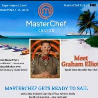 Set Sail on Official MASTERCHEF Cruise This November