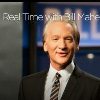 REAL TIME WITH BILL MAHR Continues 13th Season on HBO, 2/13
