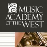 Music Academy of the West's 2013 Summer Season Announced