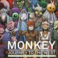 Monkey: Journey to the West to Open Lincoln Center Festival 2013