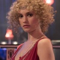 Lily James Bumped Up to Series Regular on DOWNTON ABBEY